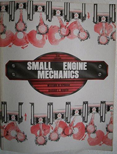 Small engine mechanics: Crouse, William Harry
