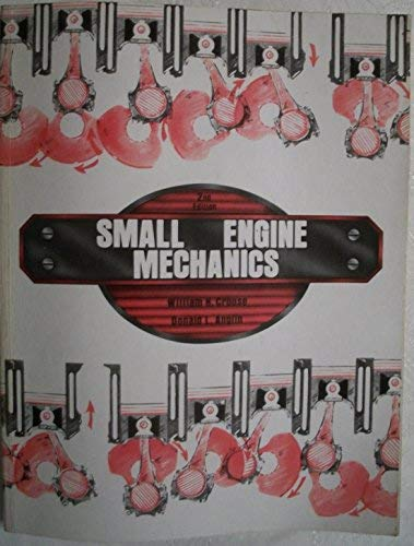 9780070147959: Small engine mechanics