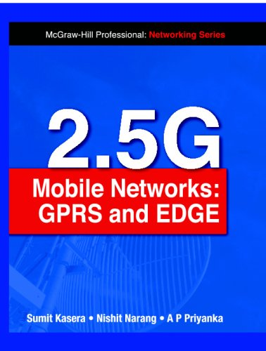 9780070148000: 2.5G Mobile Networks: GPRS and EDGE