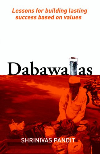 9780070148062: Dabawalas: Lessons for Building lasting success based on values