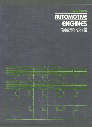 9780070148253: Automotive Engines