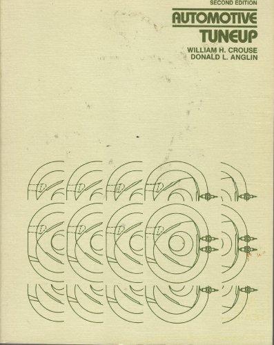 Automotive Tuneup: William Harry Crouse,