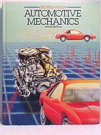 9780070148604: Automotive Mechanics