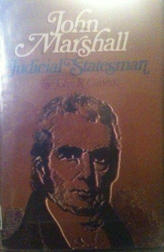 9780070149038: John Marshall, Judicial Statesman