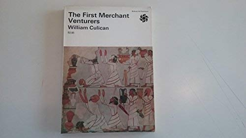 9780070149113: The First Merchant Venturers the Ancient Levant in History and Commerce