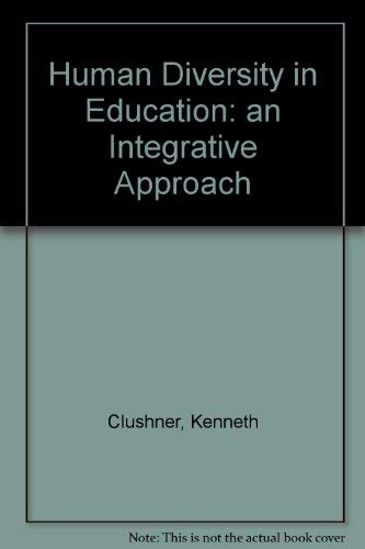 9780070149984: Human Diversity in Education: An Integrative Approach