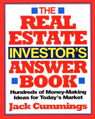9780070150522: The Real Estate Investor's Answer Book