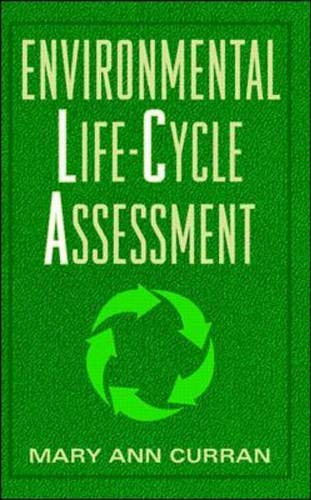 9780070150638: Environmental Life-Cycle Assessment
