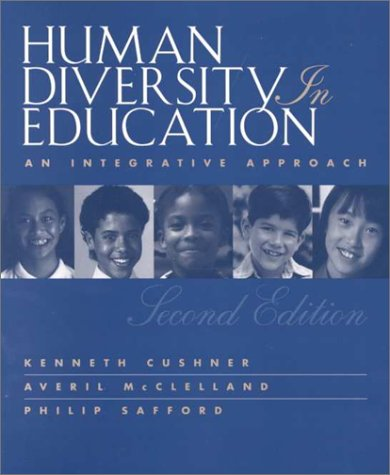 9780070150676: Human Diversity in Education: An Integrative Approach
