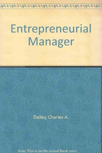 9780070150850: Entrepreneurial Management