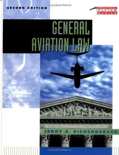 9780070151031: General Aviation Law (Practical Flying Series)