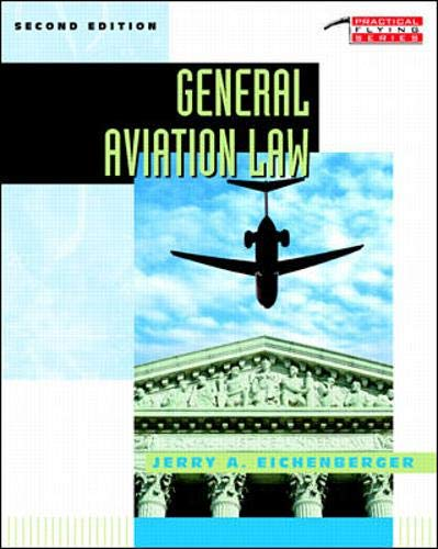 9780070151048: General Aviation Law (Practical Flying Series)