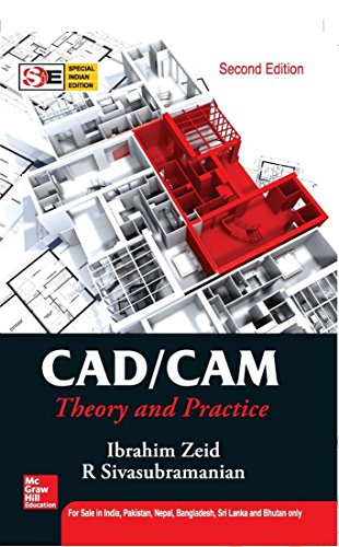 9780070151345: CAD/CAM : THEORY & PRACTICE