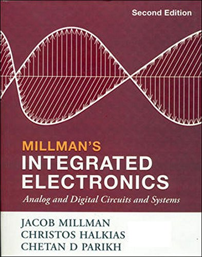 9780070151420: Millman's Integrated Electronics, 2nd Edition
