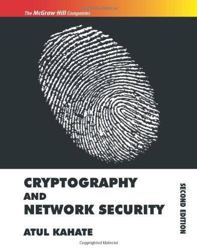 9780070151451: Cryptography and Network Security, 2 EDITION
