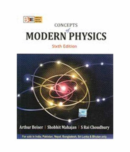 9780070151550: Concepts of Modern Physics