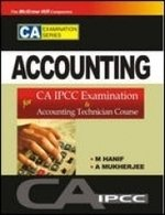 9780070151598: Accounting: For Ca-ipcc & Accounting Technician Course