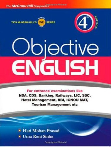 9780070151956: Objective English for Competitive Examinations