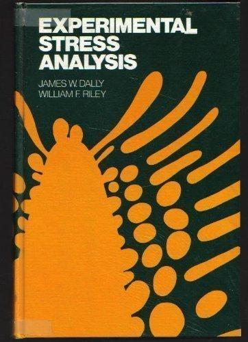 9780070152045: Experimental Stress Analysis