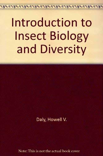 9780070152083: Introduction to Insect Biology and Diversity