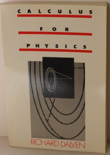 9780070152090: Calculus for Physics