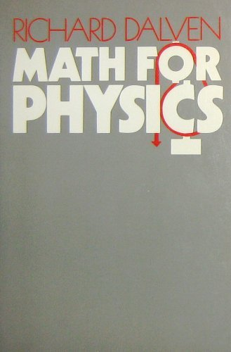 9780070152120: Math for Physics