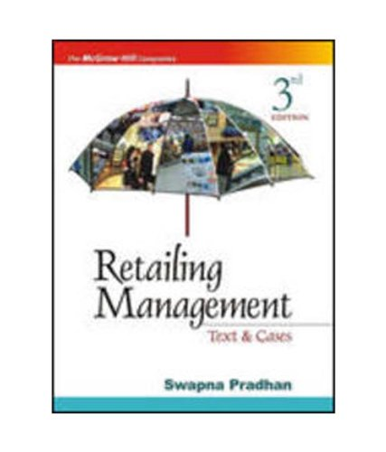 9780070152564: Retailing Management: Text & Cases