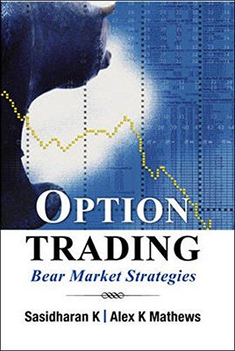 9780070152724: OPTIONS TRADING IN BEAR MKTS