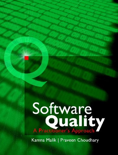 9780070152816: Software Quality: A Practitioner's Approach