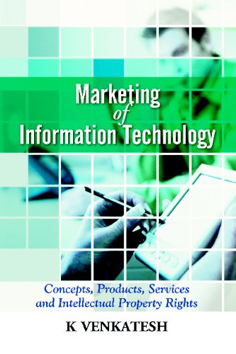 9780070152939: Marketing of Information Technology: Concepts, Products, Services and Intellectual Property Rights