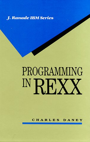 9780070153059: Programming in Rexx