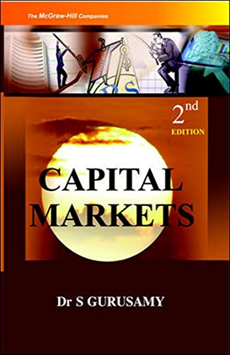 9780070153301: CAPITAL MARKET