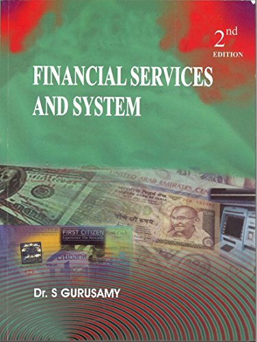 Financial Services and Systems (Second Edition): S. Gurusamy