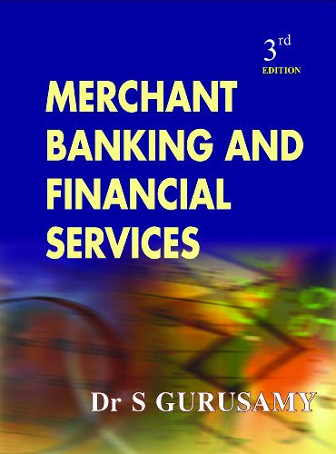 9780070153622: MERCHANT BANKING & FINANCIAL SERVICES 3ED