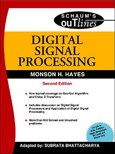 9780070153868: Digital Signal Processing (Sie) 2E