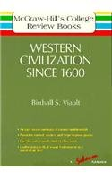 9780070153967: Western Civilization Since 1600