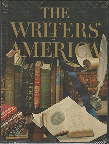 9780070154360: The American heritage history of the writers' America,