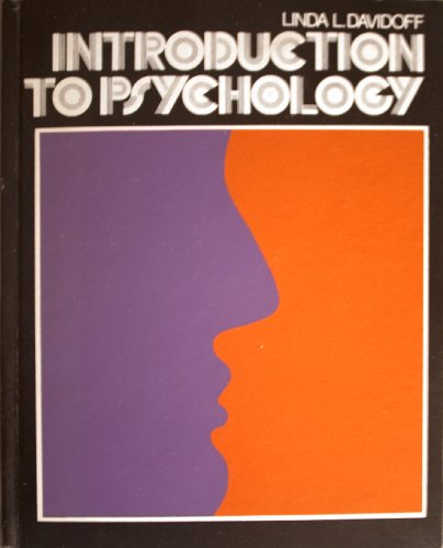 9780070154599: Introduction to psychology