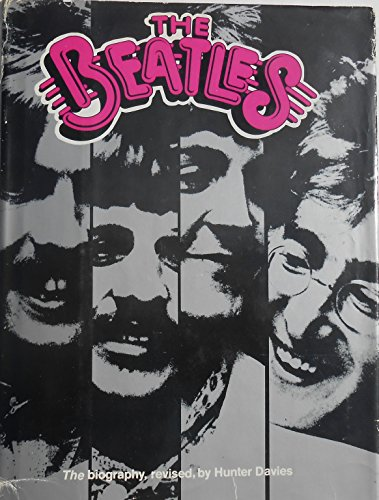 The Beatles By Davies Hunter Mcgraw Hill Usa 9780070154636