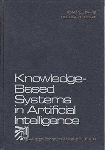9780070155572: Knowledge-based Systems in Artificial Intelligence (McGraw-Hill advanced computer science series)
