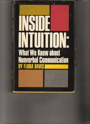 9780070155633: Inside intuition: what we know about non-verbal communication