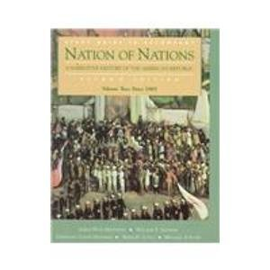 9780070156371: Study Guide to Accompany Nation of Nations: A Narrative History of the American Republic : Since 1865