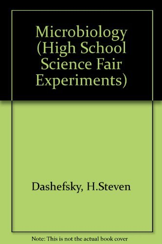 9780070156630: Microbiology: High-School Science Fair Experiments
