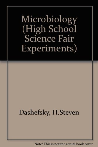 9780070156647: Microbiology: High School Science Fair Experiments