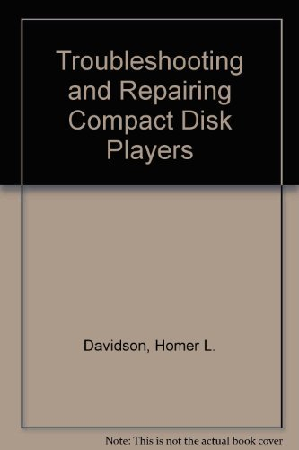 9780070156692: Troubleshooting and Repairing Compact Disc Players