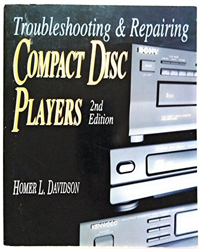 9780070156708: Troubleshooting and Repairing Compact Disk Players
