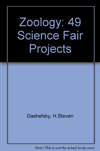9780070156821: Zoology: 49 Science Fair Projects