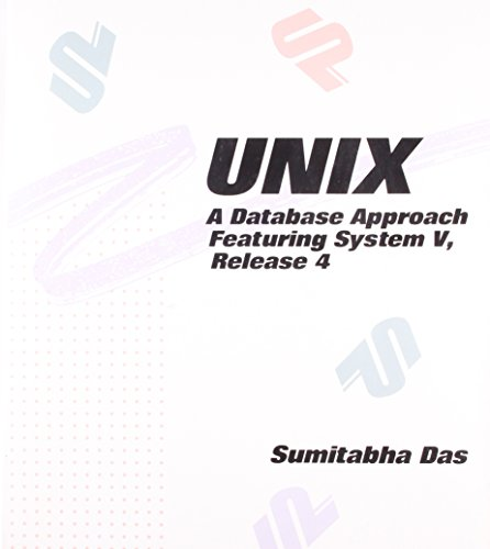 9780070157453: Unix: A Database Approach, Featuring System V, Release 4 (McGraw-Hill Unix/C)