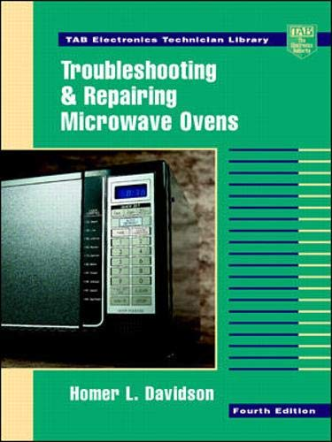 9780070157668: Troubleshooting and Repairing Microwave Ovens