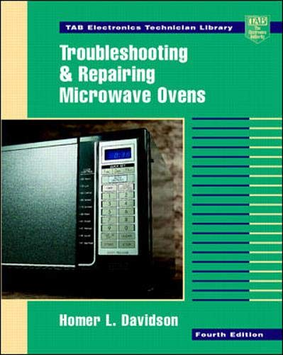 9780070157675: Troubleshooting and Repairing Microwave Ovens